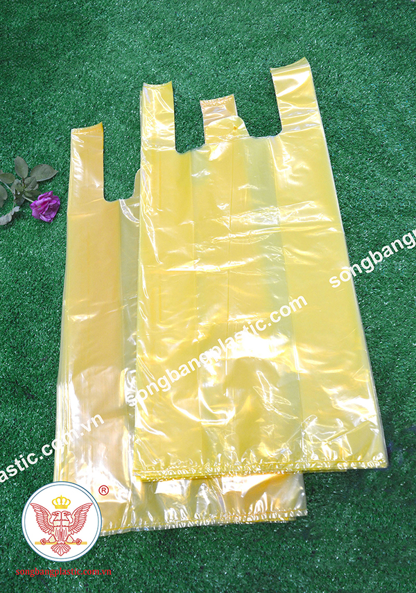 T-Shirt Shopping plastic bags